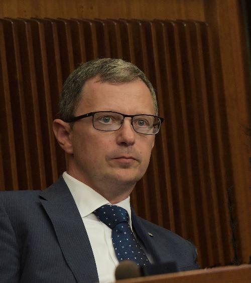 L'assessore regionale alle Risorse agroalimentari e forestali Stefano Zannier