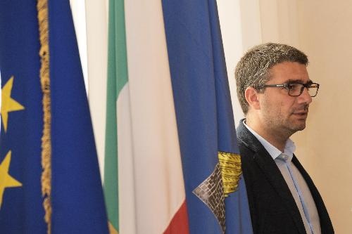 L'assessore regionale alla Sicurezza, Pierpaolo Roberti