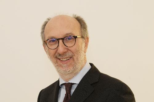 Il vicegovernatore del Friuli Venezia Giulia con delega alla Salute, Riccardo Riccardi