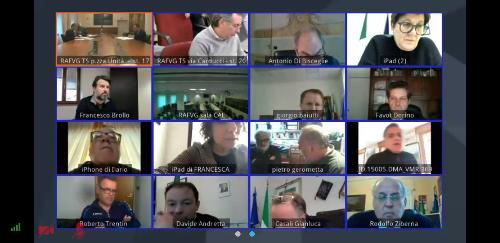 Il Consiglio delle Autonomie locali riunito oggi in videoconferenza