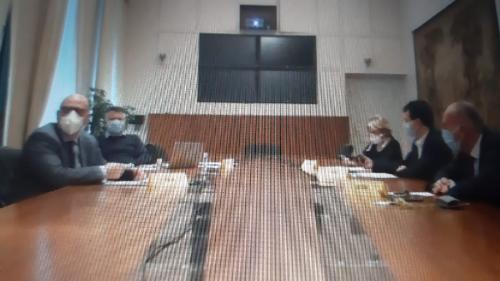 L'assessore regionale ai Sistemi informativi Sebastiano Callari, partecipa ai lavori del Cobul