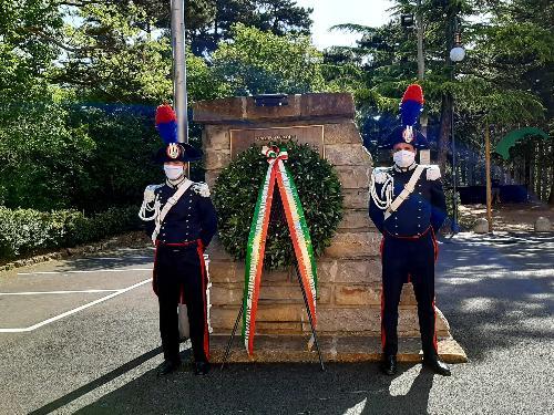 La cerimonia per il Giorno della memoria dedicato alle vittime del terrorismo interno e internazionale e delle stragi a Trieste