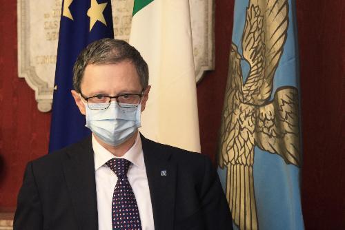 L'assessore regionale alle Risorse agroalimentari, forestali e ittiche, Stefano Zannier
