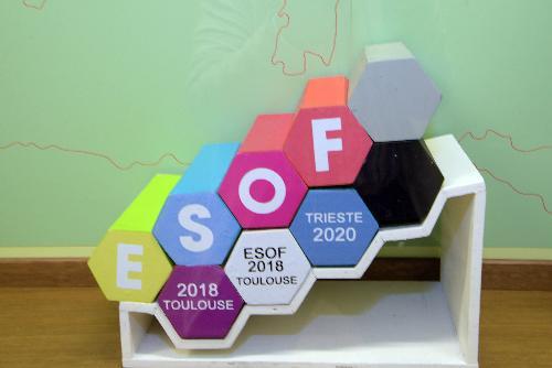 Il logo Esof2020