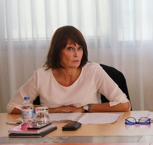 L'assessore regionale al lavoro e formazione Alessia Rosolen