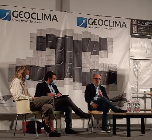 Il vicegovernatore del Friuli Venezia Giulia con delega alla Salute, Riccardo Riccardi durante il suo intervento