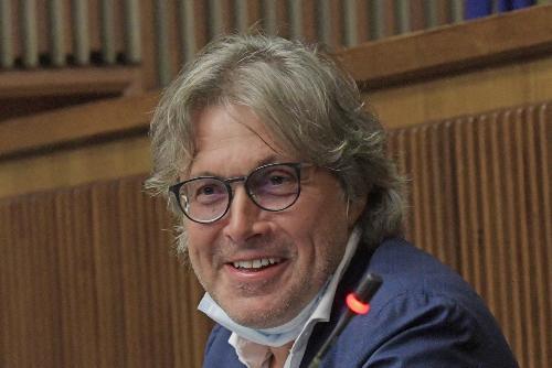 L'assessore alle Attività produttive del Friuli Venezia Giulia, Sergio Emidio Bini, in una foto d'archivio