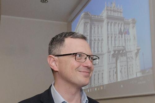 L'assessore regionale alle Risorse agroalimentari, forestali e ittiche e alla montagna, Stefano Zannier