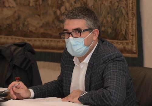 L'assessore regionale alle Autonomie locali Pierpaolo Roberti