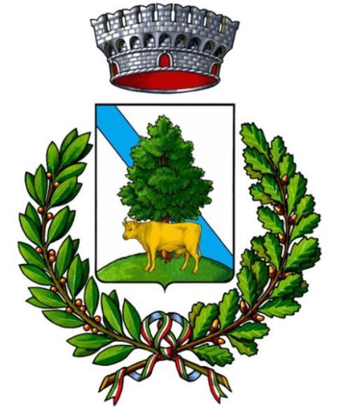 Stemma di Tramonti di Sopra, tratto dal sito https://it.wikipedia.org