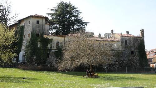 Il Castello di Gradisca d'Isonzo