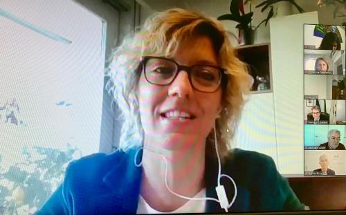 L'assessore regionale alle Finanze, Barbara Zilli.