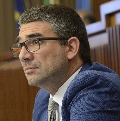 L'assessore con delega alle Lingue minoritarie Pierpaolo Roberti