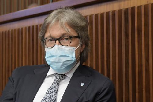 L'assessore regionale alle Attività produttive e turismo, Sergio Emidio Bini.