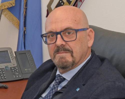 L'assessore regionale al Patrimonio, demanio, servizi generali e sistemi informativi Sebastiano Callari.