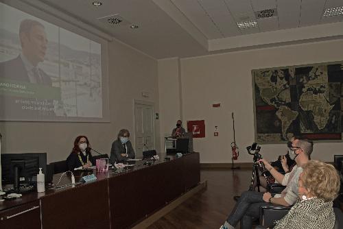 Il presidente della Regione Massimiliano Fedriga nel teaser dedicato all'edizione 2020