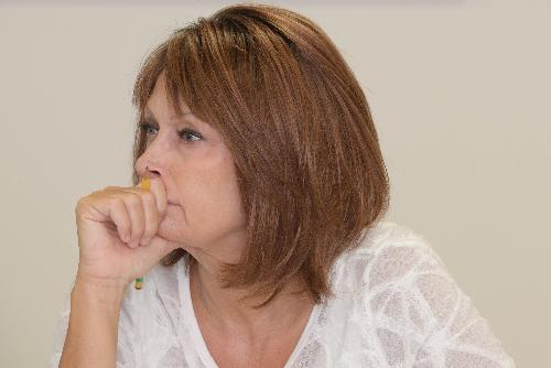L'assessore regionale alla Formazione Alessia Rosolen
