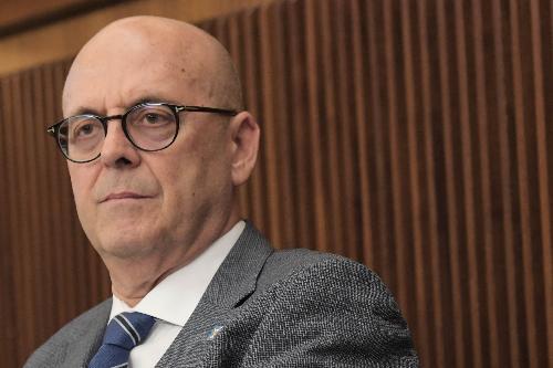 L'assessore regionale ai Sistemi informativi Sebastiano Callari