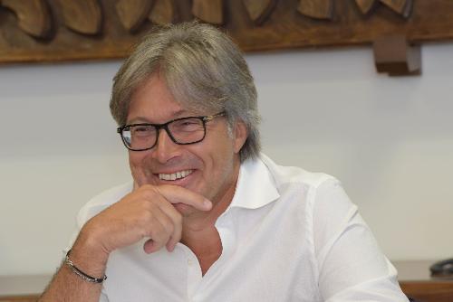 L'assessore regionale alle Attività produttive Sergio Emidio Bini
