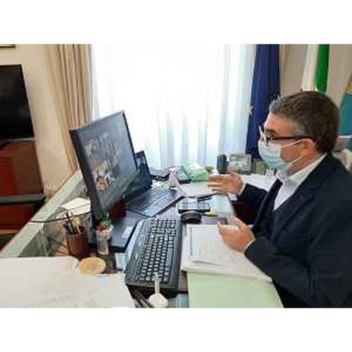 L'assessore regionale alle Autonomie locali e corregionali all'estero Pierpaolo Roberti