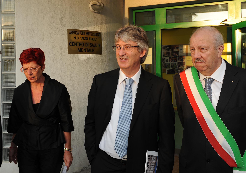 """Tolmezzo: intervista al sindaco Zearo che """"traghetterà"""" la futura Unione dei Comuni"""